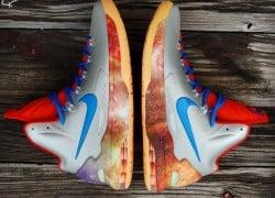 "Nike KD 5 ""Big Bang Alike Remix"" Customs by Gourmet Kickz"
