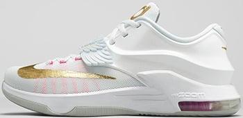 Nike KD 7 Aunt Pearl Release Date 2015