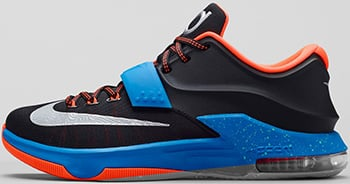 newest 7868f d2063 Nike KD 7 Away. Release Date  ...