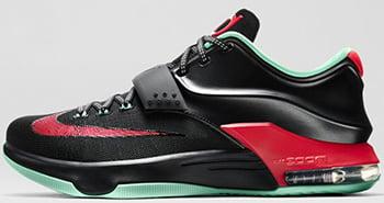 Nike KD 7 Bad Apple Release Date 2014