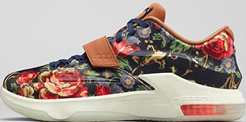 Nike KD 7 EXT Floral Release Date 2015