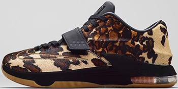 Nike KD 7 EXT Longhorn Release Date 2015