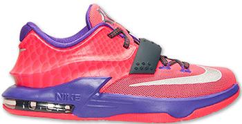 Nike KD 7 GS Hyper Punch Release Date