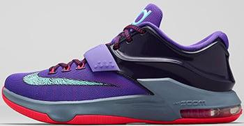 Nike KD 7 Lightning 534 Release Date 2014