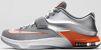 Nike KD 7 Texas Release Date 2014