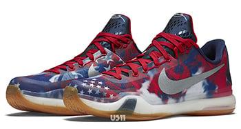 Nike Kobe 10 USA Release Date 2015