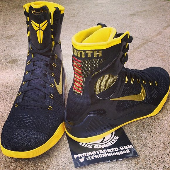 Nike Kobe 9 Elite Hollywood Nights PE