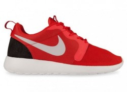 Nike Roshe Run Hyperfuse 'Light Crimson/Platinum'