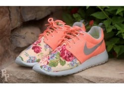 "Nike Roshe Run ""Light Renaissance"" Customs by Profound Product"