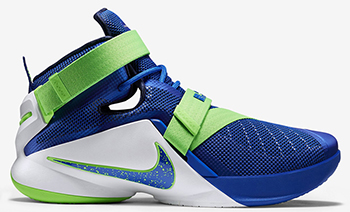 Nike Zoom Soldier 9 Sprite Release Date 2015