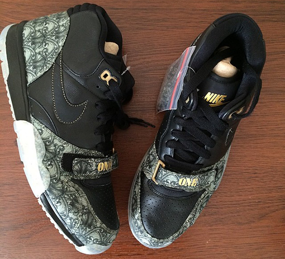 Paid in Full Nike Air Trainer 1