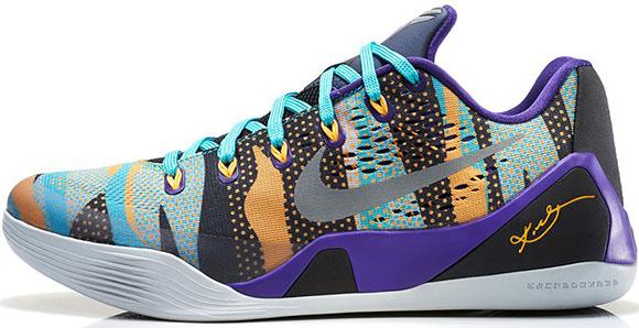 Pop Art Nike Kobe 9 EM Official Look