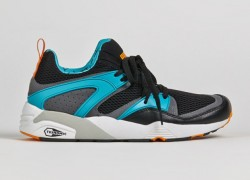 Puma Blaze of Glory OG 93 'Black/Orange-Blue'