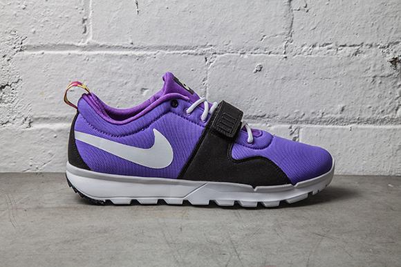 Purple Venom Nike SB Trainerendor SE