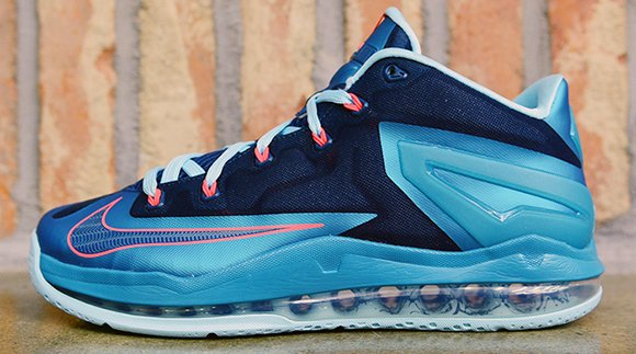 Release Date: Nike LeBron 11 Low Turbo Green
