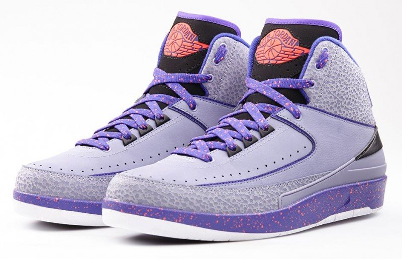 best service 2c302 f717b release-reminder-air-jordan-ii-2-iron-purple-