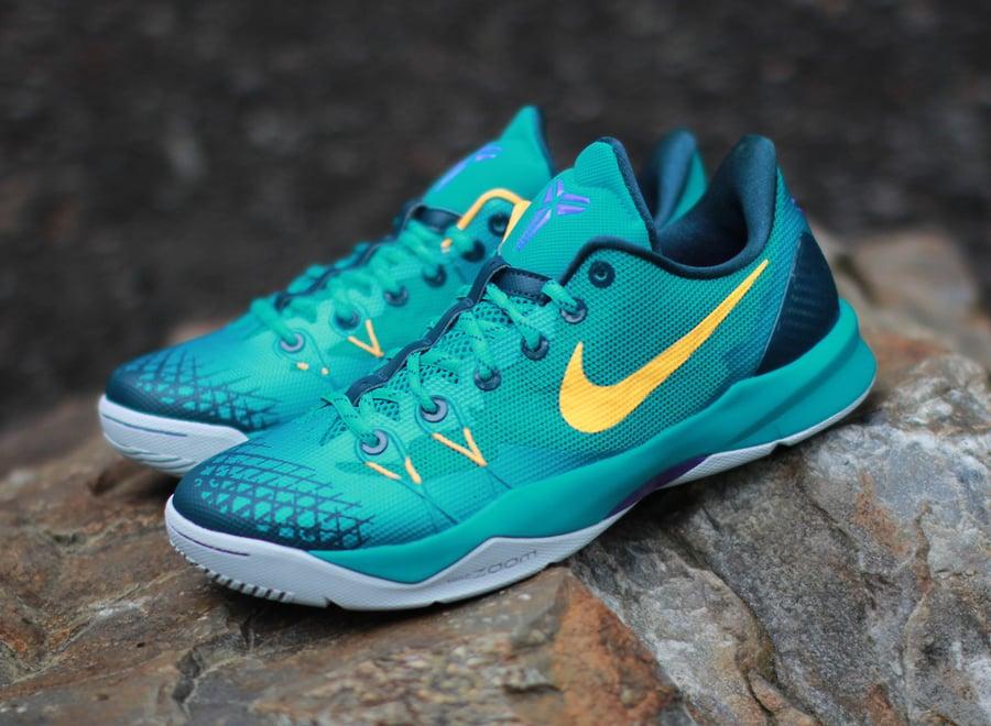 Release Reminder: Nike Kobe Venomenon 4 'Turbo Green/Atomic Mango-Nightshield-Purple'