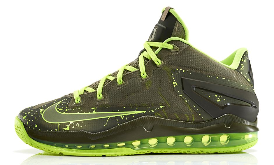 80%OFF Release Reminder Nike LeBron XI 11 Low Dunkman