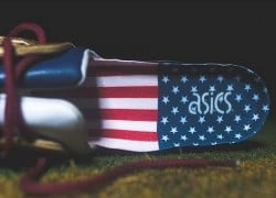 Ronnie Fieg x Asics Gel Lyte III Kith Football Equipment 'USA'