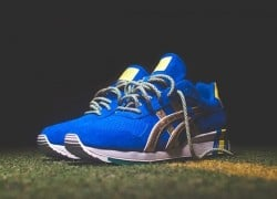 Ronnie Fieg x Asics GT-II Kith Football Equipment 'Brazil'