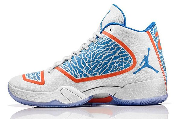 Russell Westbrook Air Jordan XX9 Home PE