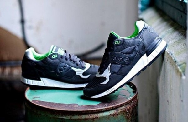 more photos 0410b 3089f Solebox x Saucony Shadow 5000 'The Green Lucanid' - Release ...