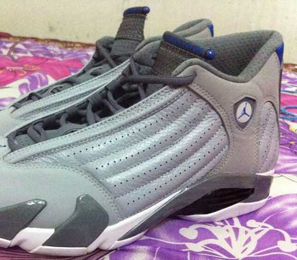 Sport Blue Air Jordan 14 - New Images