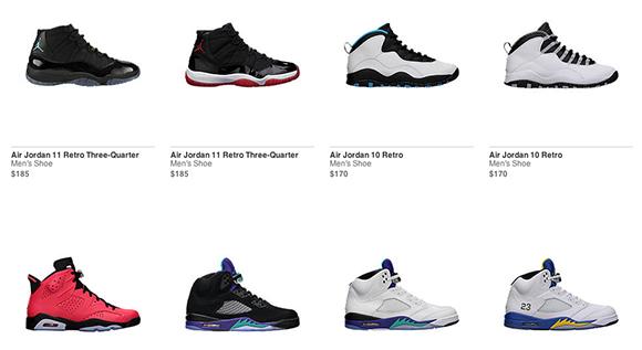 4cb6250c0a961e chic Surprise NikeStore Drops Massive Air Jordan Restock ...