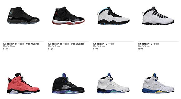 Surprise: NikeStore Drops Massive Air Jordan Restock