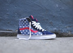 Vans Sk8-Hi & Authentic 'Stars & Stripes' Pack