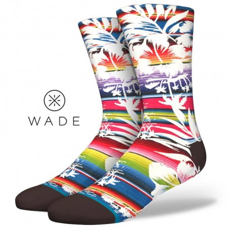 Wade for Stance Summer 2014 Collection