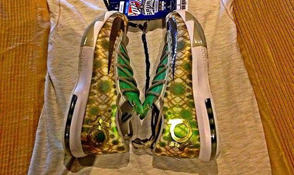 Wanda Pratt Nike KD 6
