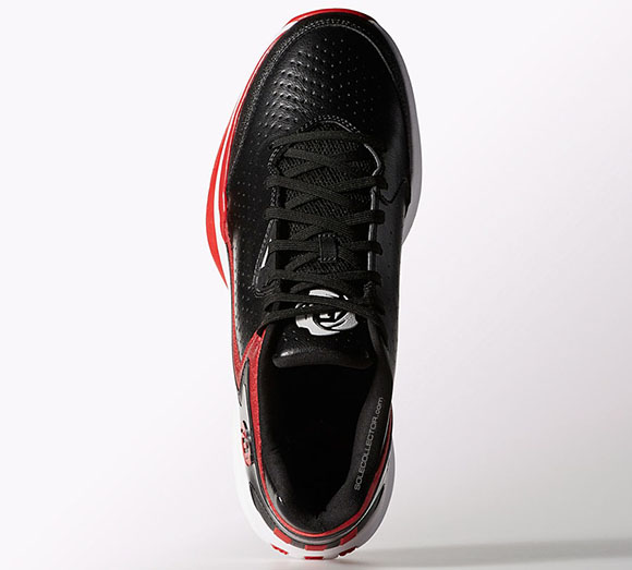 adidas D Rose Englewood III Black/Red