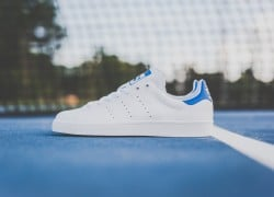 adidas Stan Smith Vulc 'White/Royal'