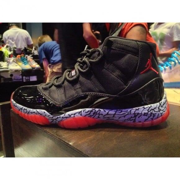 Jordan 11 Black Cement