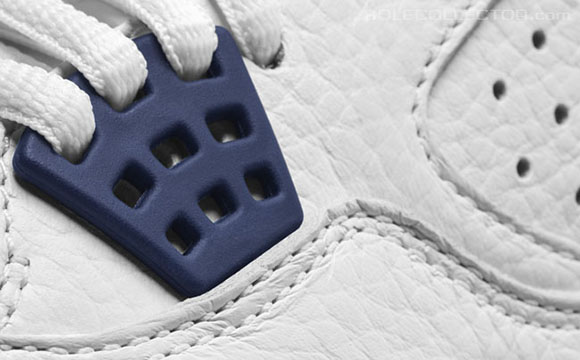 Air Jordan 4 Columbia 2015 Retro