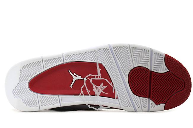 cfb500773c4 Air Jordan 4 Melo PE White Red PE 2012. Carmelo Anthony ...