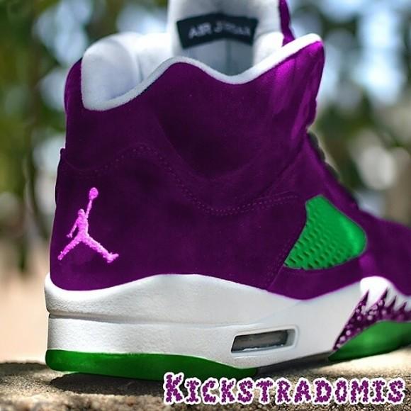 air-jordan-5-purple-urkel-customs-by-kickstradomis