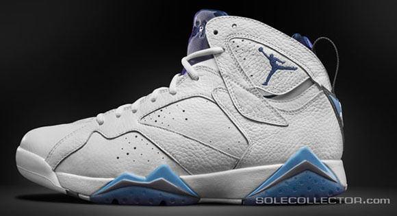 Air Jordan 7 French Blue 2015 Retro