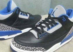 Air Jordan III (3) 'Sport Blue' – New Images