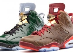 Air Jordan VI (6) 'Celebration Collection' – Officially Unveiled