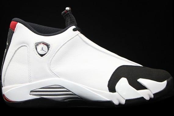 promo code 8c042 3062f Air Jordan XIV (14) 'Black Toe' - New Images | SneakerFiles