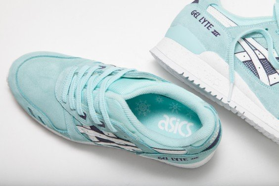 new product 39be3 fca41 asics gel lyte iii baby blue