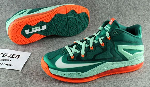 Biscayne Nike LeBron 11 Low Release Date