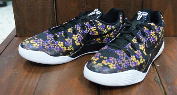 Nike Kobe 9 EM GS Floral