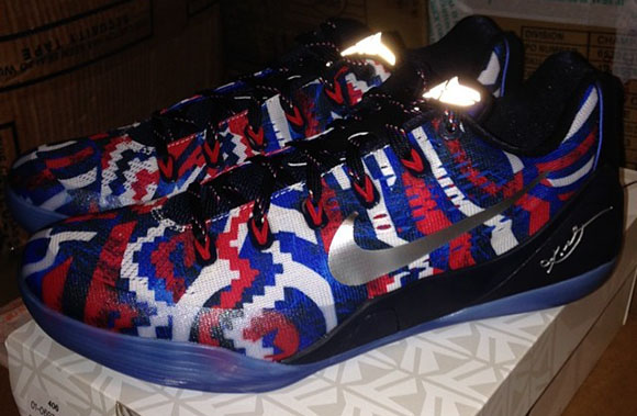 Independence Day Nike Kobe 9 EM - Release Date