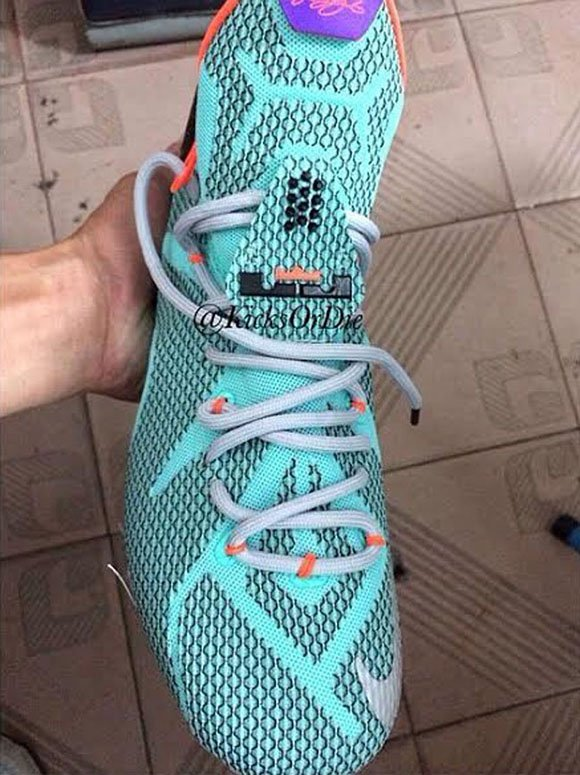 Introducing the Nike LeBron 12