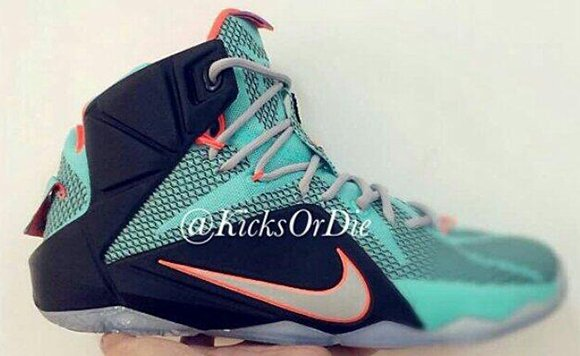 Introducing the Nike LeBron 12