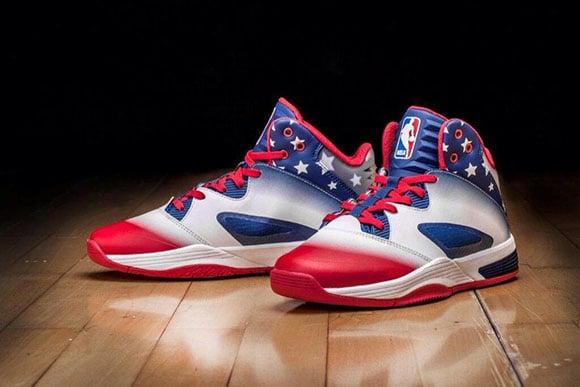 NBA 68th Anniversary Sneaker
