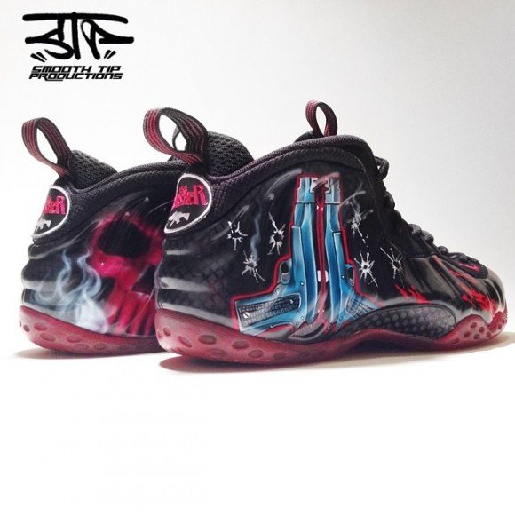 reputable site aebb5 05fdb nike-air-foamposite-one-punisher-customs-by-smooth-